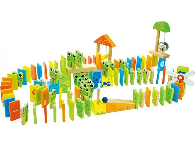 4249 domino ralley froesche