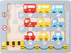 10660 schiebe puzzle parkhaus a