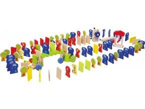 4248 domino rallye zootiere a