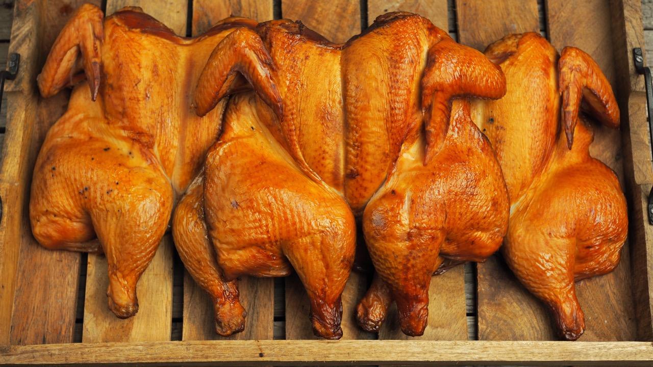 Echtovní kuře