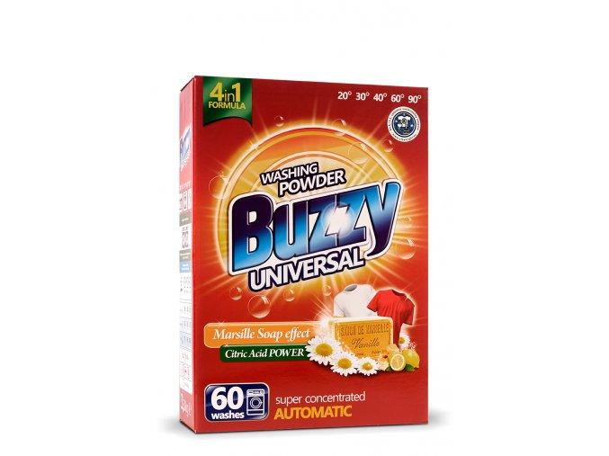 Kvalitní prací prášek Buzzy universal 60 davek
