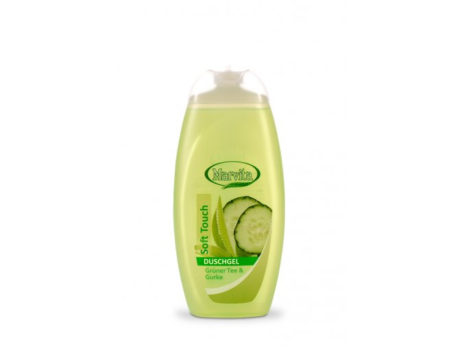 marvita damsky sprchovy gel zeleny caj okurka 300ml