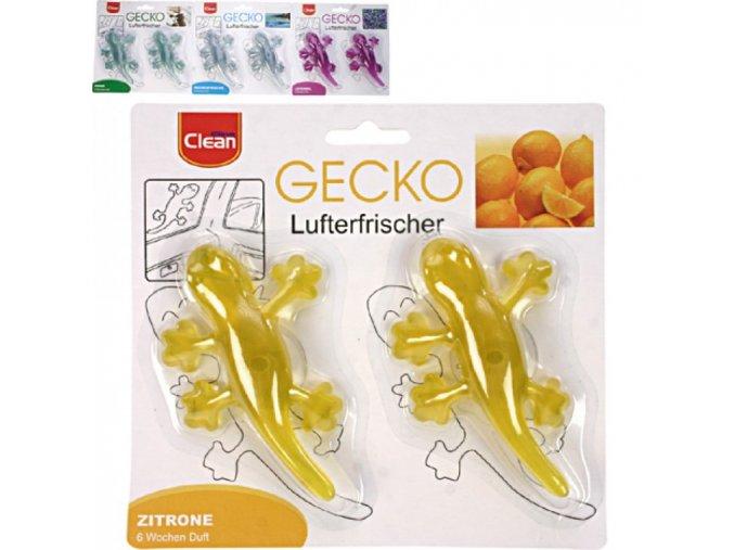 gecko osvezovac s prisavkou 2ks