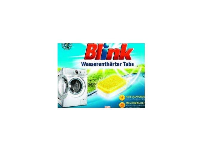 blink tablety zmekceni vody