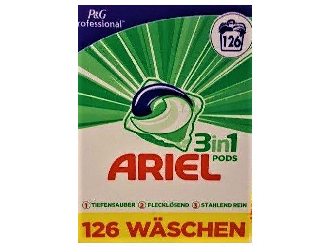 ariel kapsle 126 ks