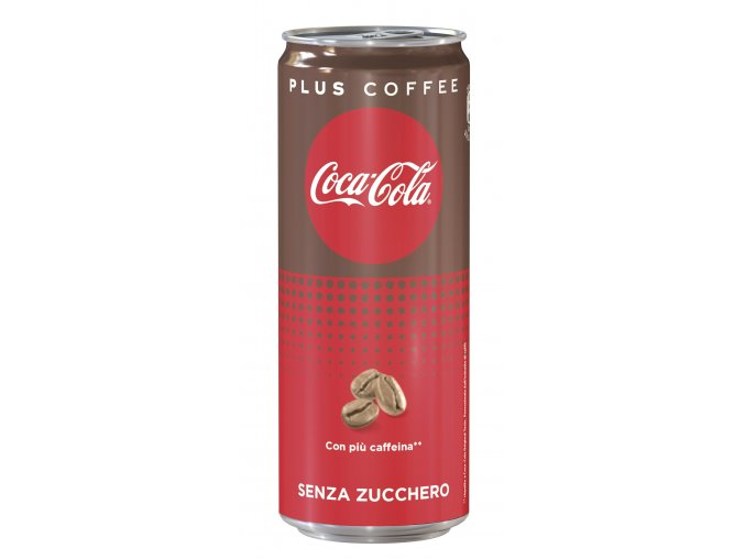 coca cola plus coffee 250ml