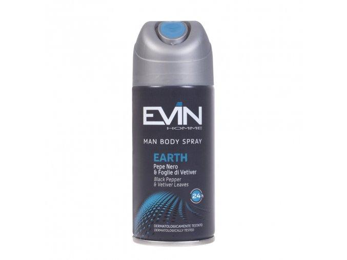 pansky deodorant evin earth 150 ml