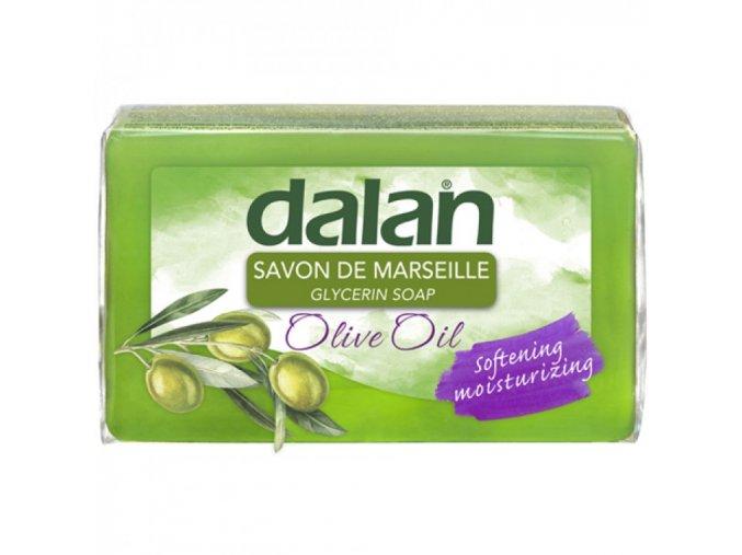 glycerinove mydlo dalan oliva 150g