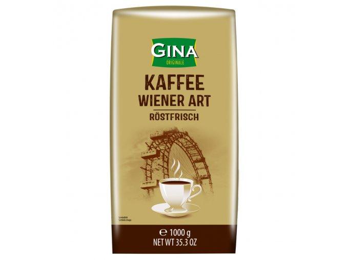 gina zrnkova kava wiener art 1000g
