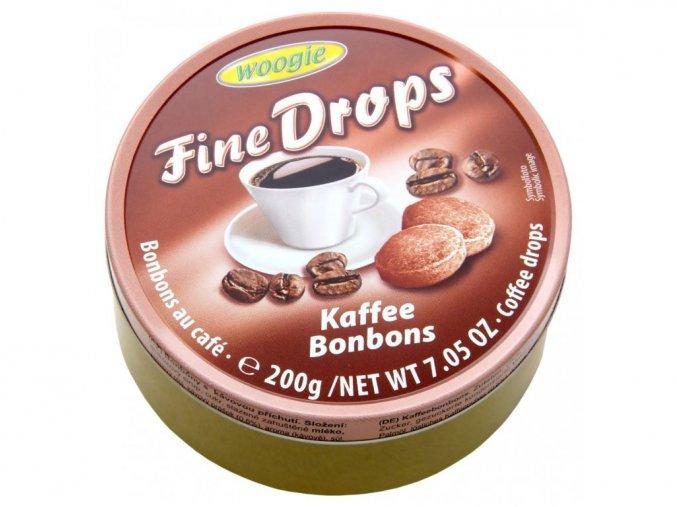 fine drops kavove bonbony v plechove doze 200g