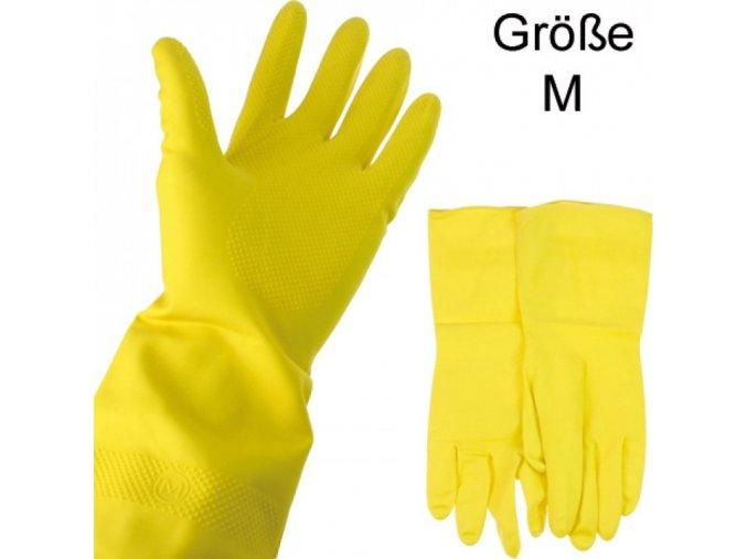 uklidove rukavice velikost m