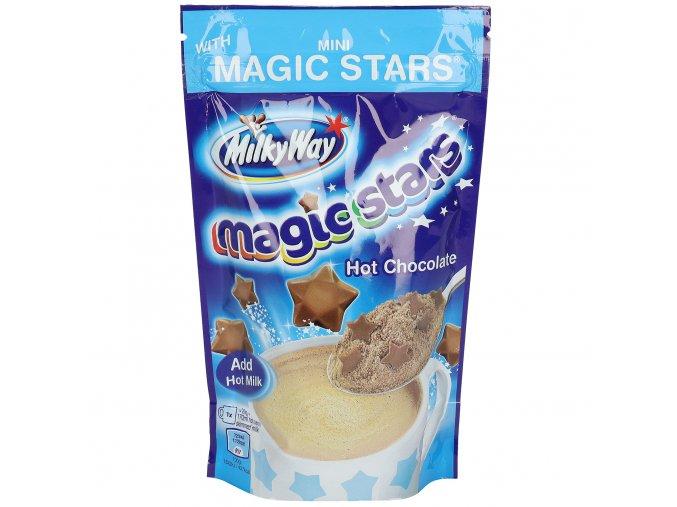 horka cokolada milky way magic stars 140g