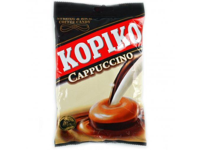 kavove bonbony kopiko s prichuti cappuccina 120g