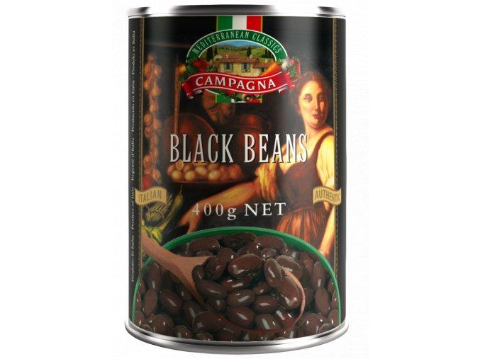 campagna cerne fazole v konzerve 400g