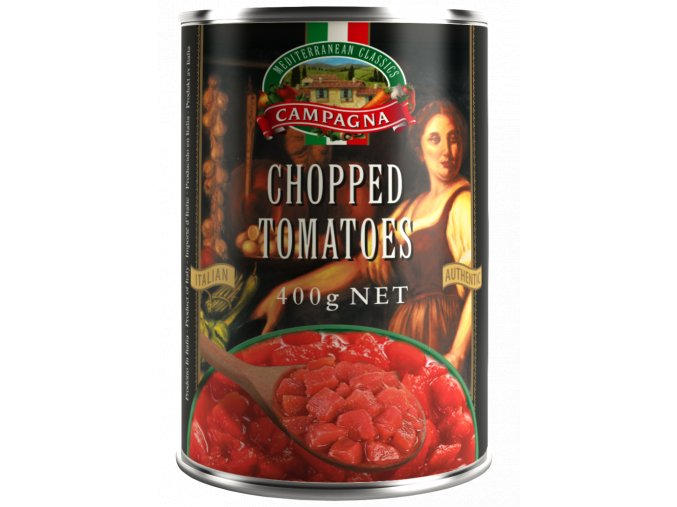campagna krajene rajcata v konzerve 400g