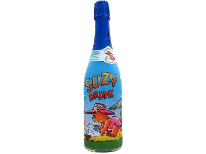 detsky sekt z rakouska suzy drink 750ml