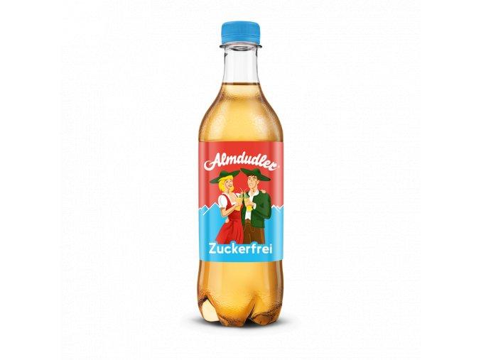 Almdudler rakouska bylinkova limonada bez cukru 500ml