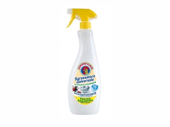 italsky univerzalni cistici a odmastovaci prostredekChante clair citron 750 ml