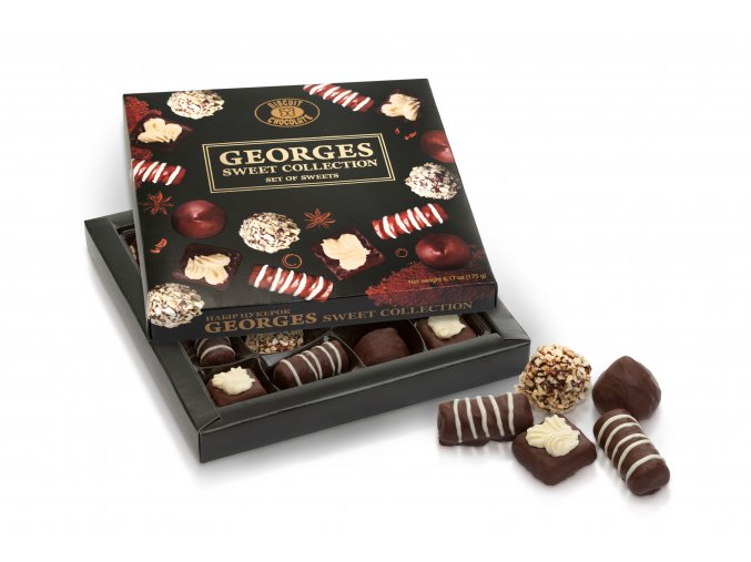 bonboniera georges sweet collection 175g