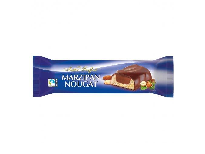 marcipan plneny liskoorechovym nugatem v mlecne cokolade 75g