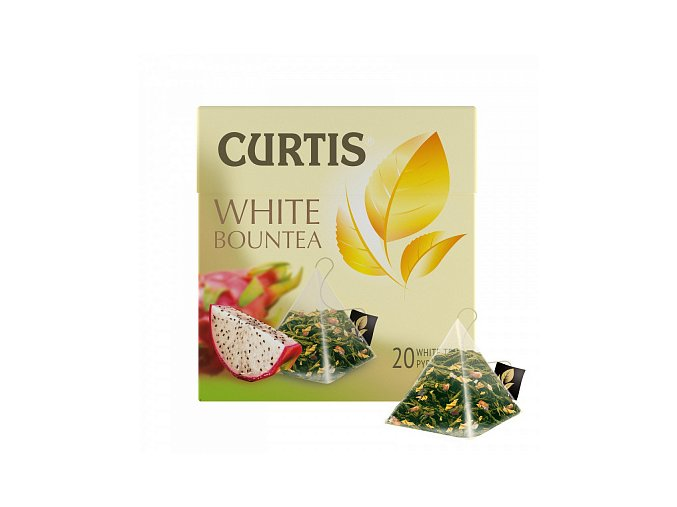 caj curtis white bountea 20 porci