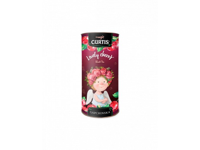cerny caj curtis lovely cherry 80g