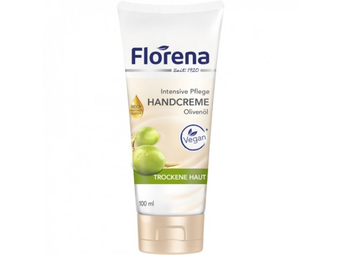 florena krem na ruce s olivovym olejem 100ml
