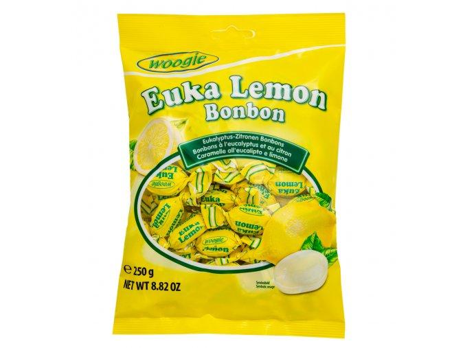 eukalyptove bonbony s citronem 250g