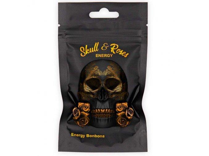 skull amp roses energy bonbony 40g