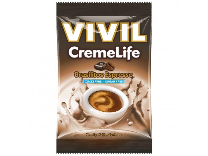 vivil tvrde kavove bonbony bez cukru 110g
