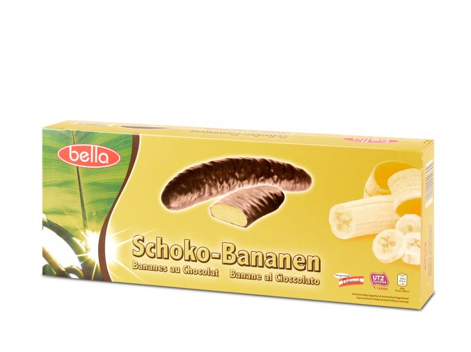 Bananky v cokolade 600g