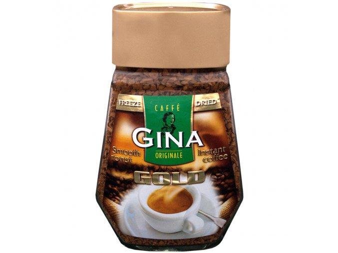gina instantni kava gold 100g