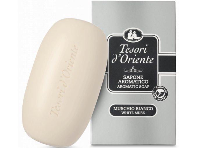 italske mydlo tesori d oriente muschio bianco