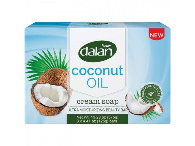 dalan toaletni mydlo kokos 125g