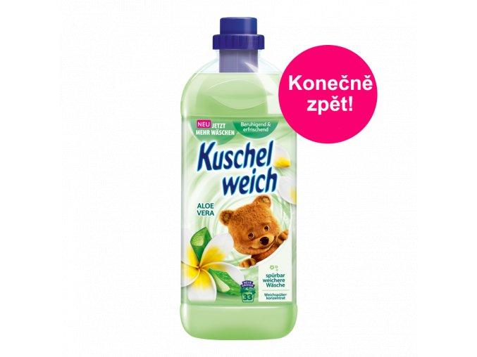 nemecka avivaz kuschelweich aloe vera 1l