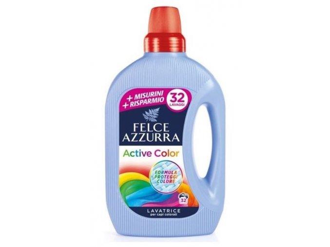 italsky praci gel felce azzurra active color 1595ml