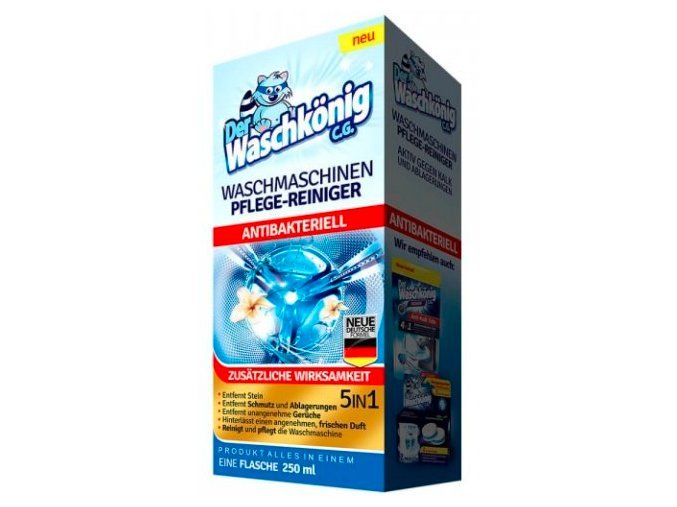 cistic pracky antibakterialni 250ml