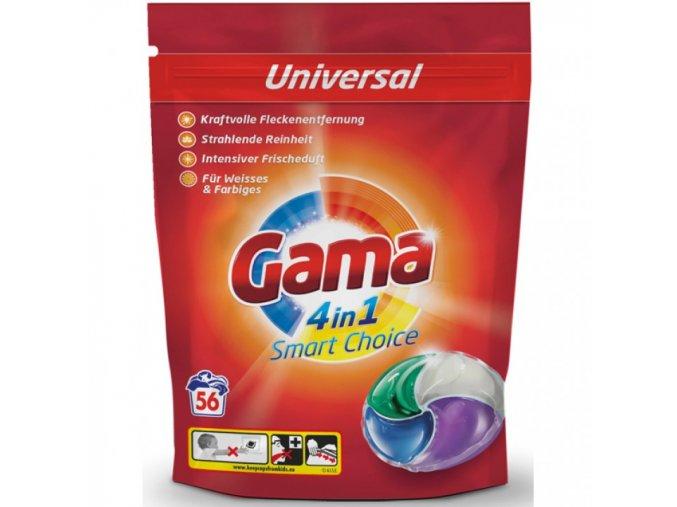 praci kapsle gama universal 56ks
