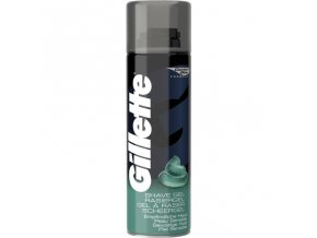 gillette gel men