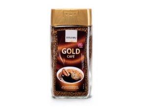 Vymražovaná rozpustná káva