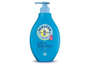 PENATEN dětská koupel a šampon 400 ml