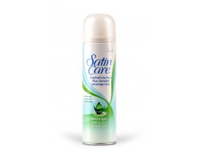 GILLETTE satin care s aloe vera damsky gel 200ml