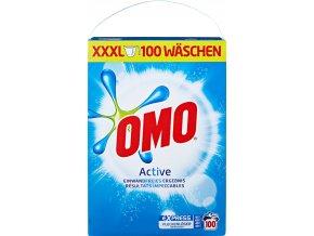 Rakouské OMO Active 100 dávek