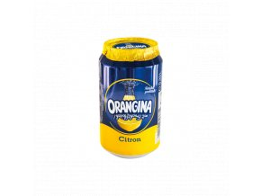 orangina citron plech 0 33l