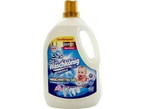Praci gel Waschkonig sensitiv 110 davek 3 305l
