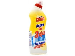 Cistic WC At Home 750ml Active Gel Lemon