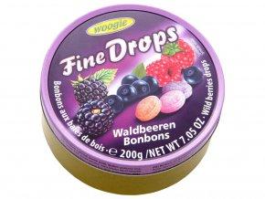 fine drops ovocne bonbony v plechove doze lesni plody 200g