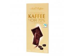 horka cokolada s kavou 100g