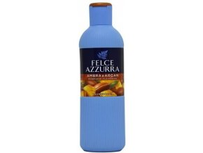 pena do koupele felce ezzurra ambra argan 650ml
