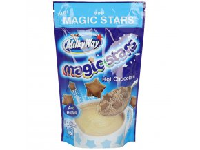 horka cokolada milky way magic stars 140g